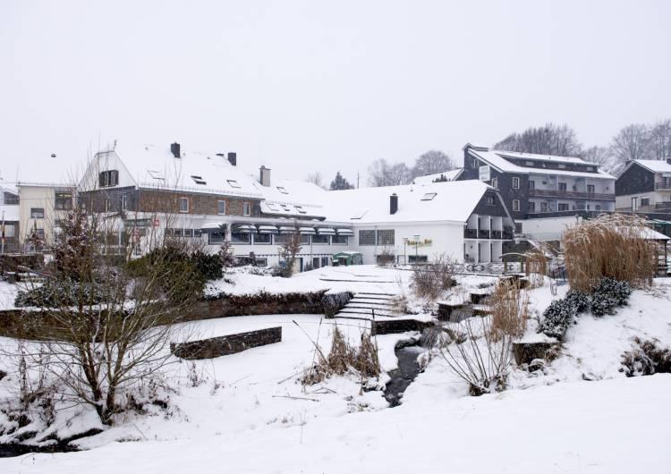 drosson winteraussenansicht
