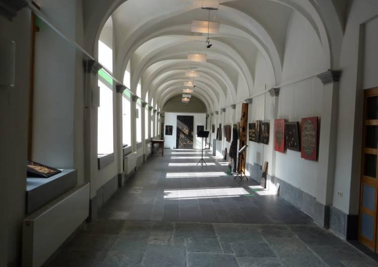 malmedy malmundarium klostergang wechselausstellungen 12 c rsi malemdy