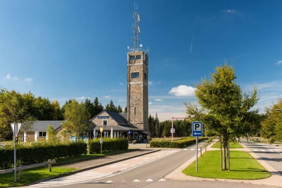 Tourist Info Le Haut Pays des Fagnes - Signal de Botrange