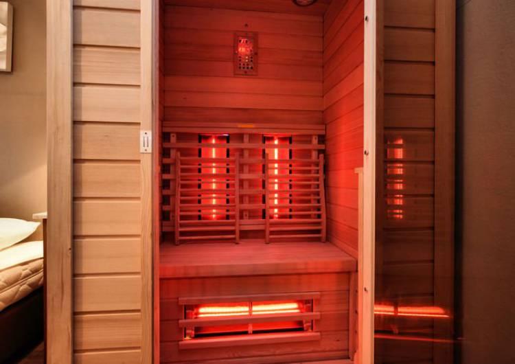2.6 boven slaapkamer sauna