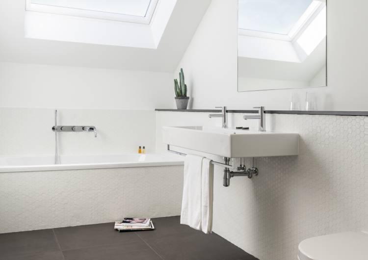 international familiekamer badkamer