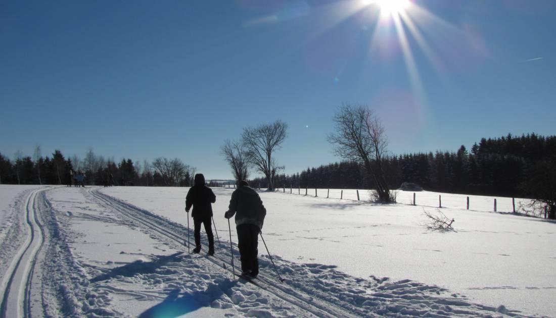 skizentrum manderfeld langlaufski 14 c mario simons