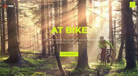 screenshot at bike