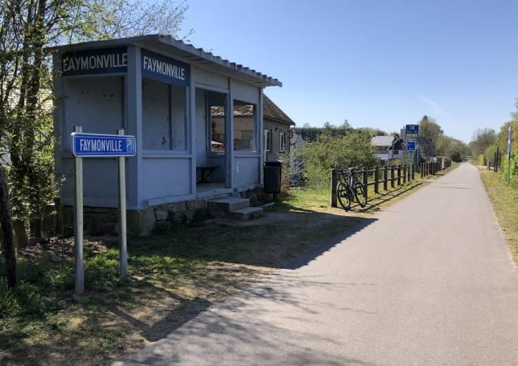 gare de faymonville