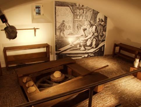 raeren burg toepfereimuseum 27 toepferscheibe c christian charlier