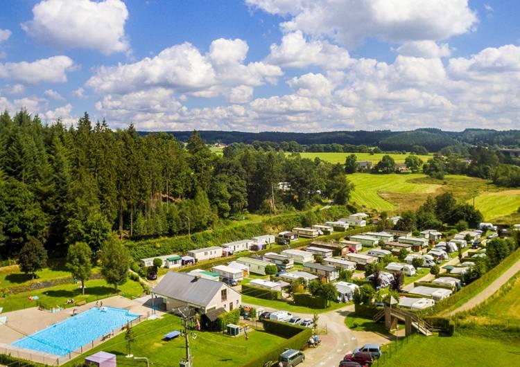 camping wiesenbach sanktvith luftaufnahme 6 c camping wiesenbach