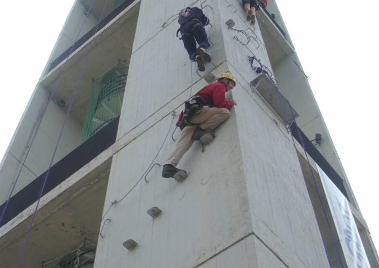 eupen wesertalsperre kletterturm 02 c worriken