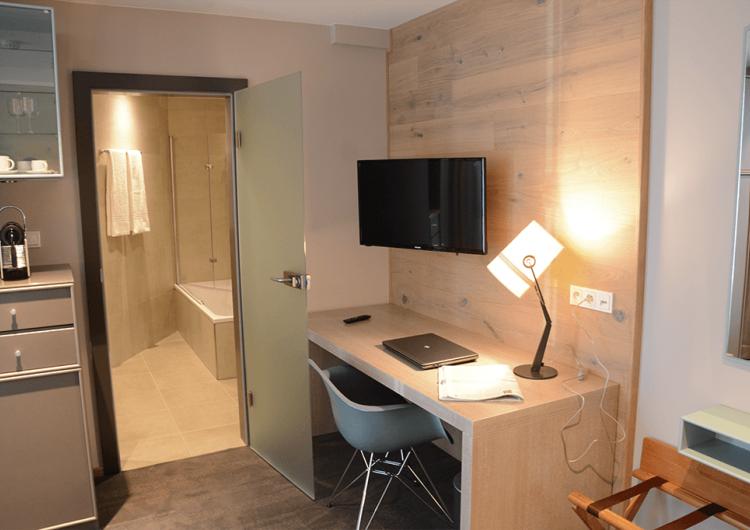 8 einzelzimmer flatscreen